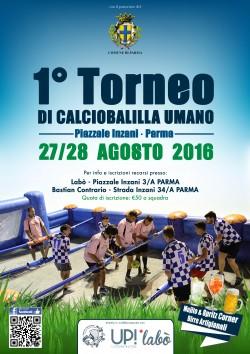 TORNEO CALCETTO UMANO - Alta Risoluzione